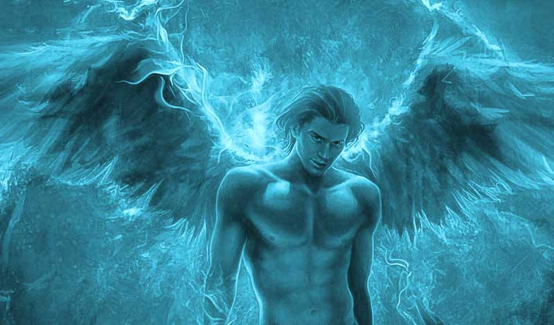 Prietenul Meu, îngerul