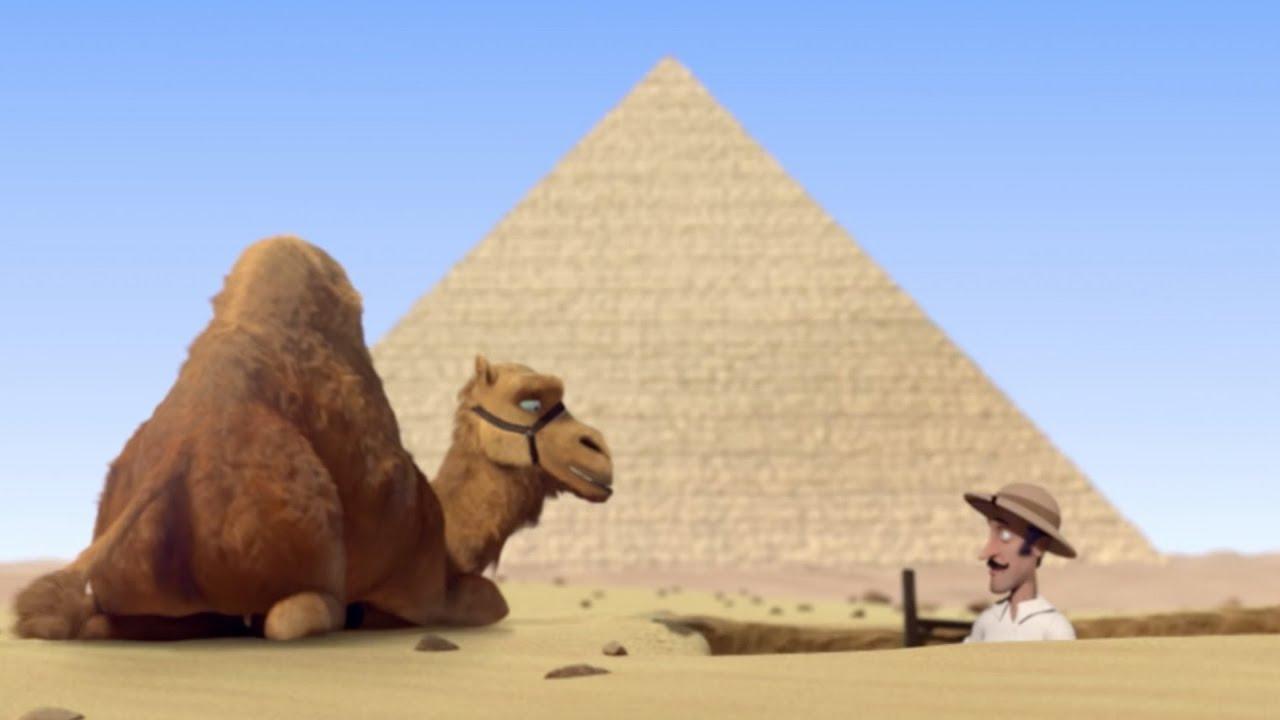 Adevărul Din Spatele Piramidelor