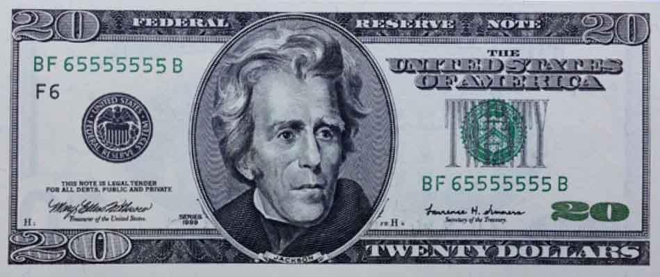 20 Dolari